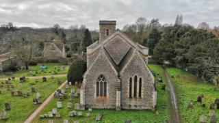 Marcham Church
