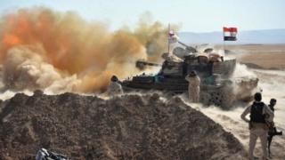القوات العراقية تخوض عملية عسكرية لاستعادة السيطرة على مدينة تل عفر