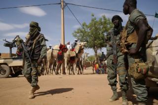 Mali, djihadiste, terrorisme, présidentielle, ségou