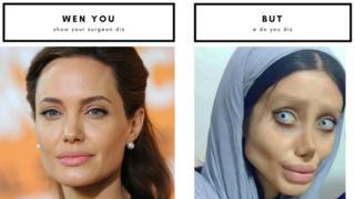 Jolie/Tabar