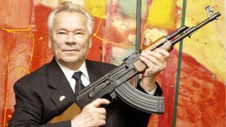 Mijaíl Timofeevitch Kalashnikov