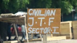A Maiduguri dans l'Etat du Borno, la Civilian Task Force aide l'Armée nigériane à combattre les djihadistes de Boko Haram