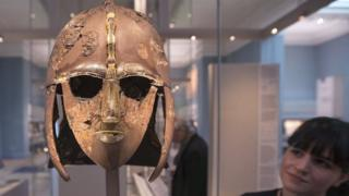 Sutton Hoo: Computer image of Anglo-Saxon ship unveiled