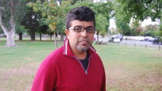 M Syed Ahmed