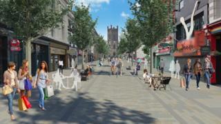 Bold Street proposals