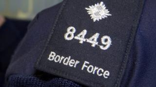 Border Force staff