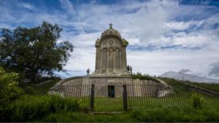 Ancrum monument