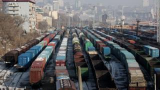 железнодорожные составы