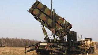 ईरान को चेताने के लिए अमरीका ने मध्यपूर्व में भेजी मिसाइल प्रणाली