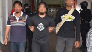 tersangka WNI di Malaysia