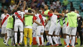 Peru celebra