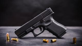 Pistola 9mm
