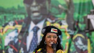 Le domaine agricole se situe à Mazowe, où elle avait expulsé de force des villageois en 2015 - alors que son mari était encore au pouvoir.