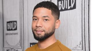 Empire s Jussie Smollett: Stars show support after attack