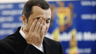 Бывший премьер-министр Молдовы Владимир Филат