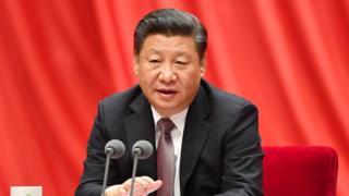 1月6日,中共中央总书记、国家主席、中央军委主席习近平在中国共产党第十八届中央纪律检查委员会第七次全体会议上发表重要讲话。