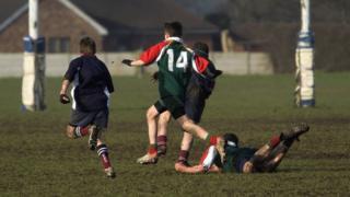 Partido de rugby