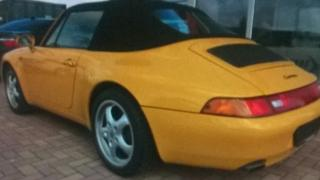 West Australian police tweeted this photograph of a Porsche Carrera 911