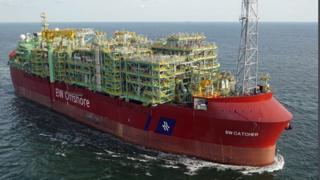 Premier Oil FPSO