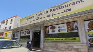 Libya'da küçük ve büyük ölçekte birçok Türk işletmesi bulunuyor