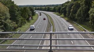Wrexham bypass