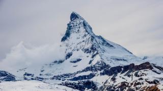 The Matterhorn mountain
