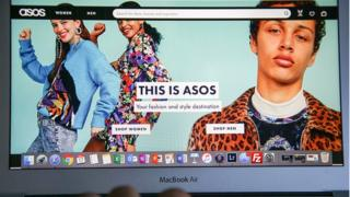 Asos screen grab