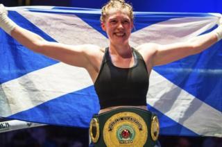 Scotland's Hannah Rankin