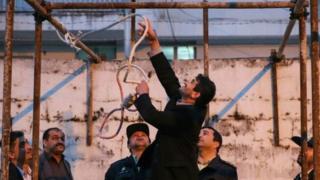 داربست اعدام