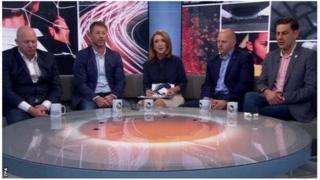 'Yan wasa David White, Andy Woodward, Steve Walters da kuma Paul Stewart sun shaida wa BBC cewa an yi lalata da su