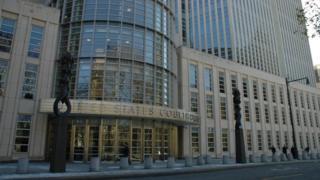 Бруклинский федеральный суд