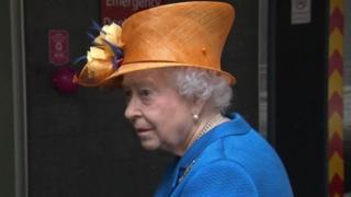 королева Елизавева