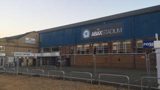 Peterborough United's home ground