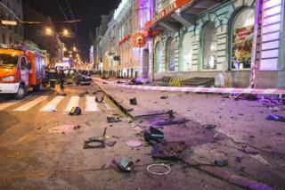 Харьков авария