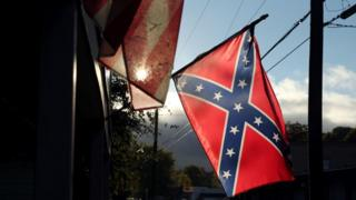 Good nature news Confederate flag