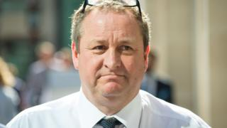Mike Ashley head shot