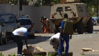 Ouagadougou attack