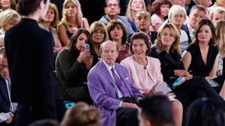 Jim Pattison at a Nordstrom event