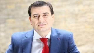 Azər Qasımlı, ReAL-ın məclis başqanı