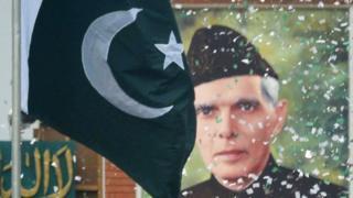 जिन्ना आणि आजचा पाकिस्तान.