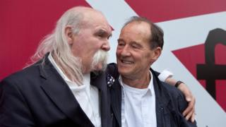Peter McDougall and David Hayman