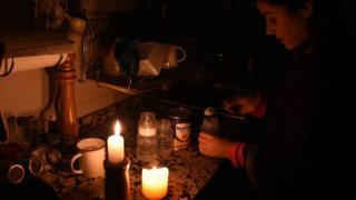 अर्जेंटिना, उरुग्वेमध्ये वीजपुरवठा ठप्प