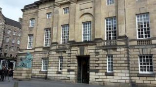 High Court in Edinburgh