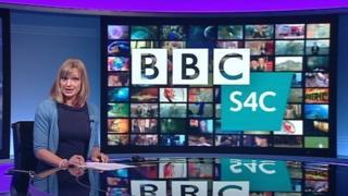 S4C news programme Newyddion 9