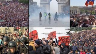 Главные протесты года