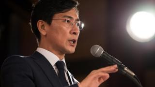안 전 지사의 수행비서였던 김지은 씨가 지난해 3월 5일 JTBC '뉴스룸'에 나와 관련 폭로를 한 지 약 11개월 만에 나온 유죄 판결이다