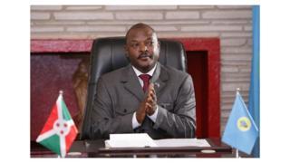 Le président Nkurunziza en procès avec une chaine de télévision française et trois présumés complices