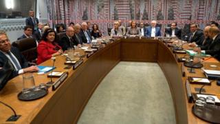 اجتماع بشأن اتفاق إيران النووي حضره ممثلو سبع دول