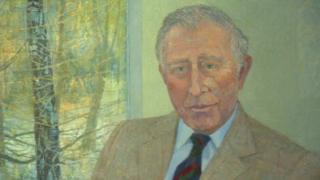 Prince Charles portrait