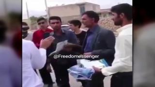 ناآرامی در لردگان؛ معترضان به فرمانداری و دفتر امام جمعه حمله کردند